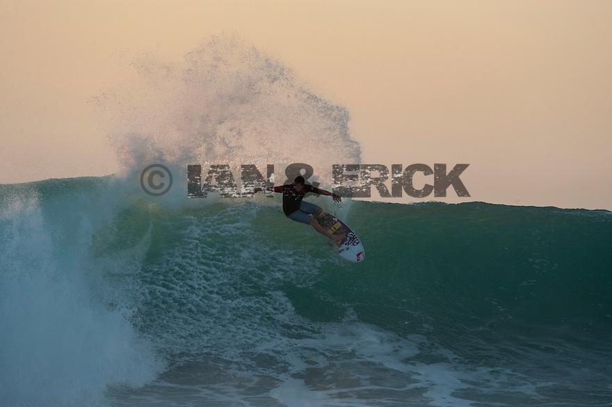 Ry Craike at Jake Pt in Kalbarri, Western Australia.