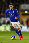 Ben Chillwell of Leicester City during the Premier League match at Molineux, Wolverhampton. Picture date: 14th February 2020. Picture credit should read: Darren Staples/Sportimage