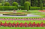 Spokane, WA: Duncan Garden, a formal garden in Spokane's Manito Park