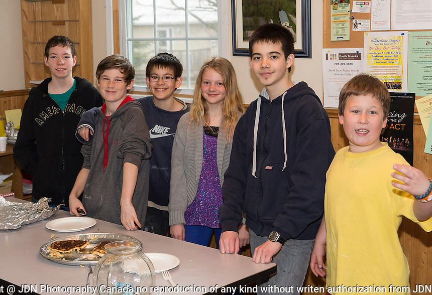 Hawkstone Community Center<br /> Pancake Breakfast