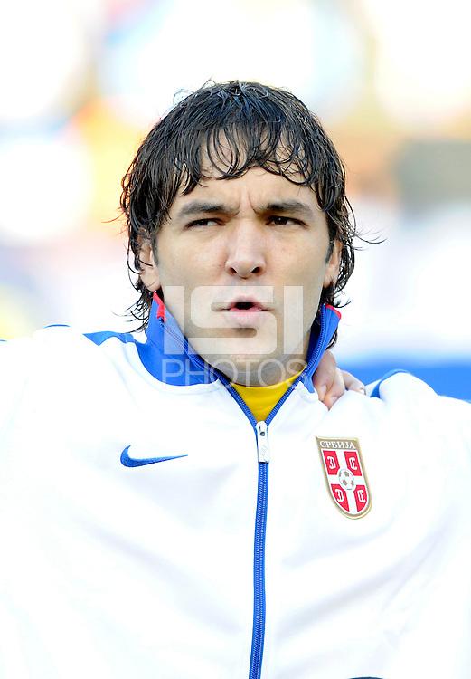 Vladimir Stojkovic of Serbia