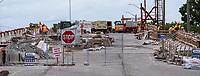 Donohue Bridge repairs and reconstruction