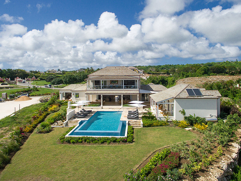 Morpehus House, Royal Westmoreland, Barbados