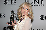 Judith Light pictured at the 66th Annual Tony Awards held at The Beacon Theatre in New York City , New York on June 10, 2012. © Walter McBride