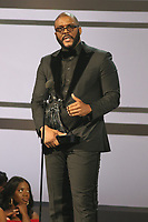 LOS ANGELES, CA - JUNE 23: Tyler Perry at the 2019 BET Awards Show at the Microsoft Theater in Los Angeles on June 23, 2019. Credit: Walik Goshorn/MediaPunch