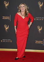LOS ANGELES, CA - SEPTEMBER 09: Nancy Cartwright, at the 2017 Creative Arts Emmy Awards at Microsoft Theater on September 9, 2017 in Los Angeles, California. <br /> CAP/MPIFS<br /> &copy;MPIFS/Capital Pictures