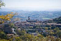 Europe/France/Midi-Pyrénées/81/Tarn/ Lautrec: le village médiéval