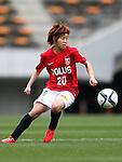 Chika Kato (Reds), APRIL 4, 2015 - Football /Soccer : Plenus Nadeshiko League 2015 between Urawa Reds Ladies 0-1  JEF United Ichihara Chiba Ladies at Fukuda Denshi Arena, Chiba, Japan. (Photo by Sho Tamura/AFLO SPORT) [1180]