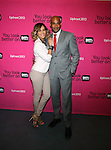 Nicole Ari Parker and Boris Kodjoe Attend BET Networks 2013 Upfront Presentation for BET and CENTRIC Held at Jazz at Lincoln Center Frederick P Rose Hall, NY 4/16/13