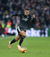 Burnley's Matthew Lowton<br /> <br /> Photographer Rob Newell/CameraSport<br /> <br /> The Premier League - West Ham United v Burnley - Saturday 3rd November 2018 - London Stadium - London<br /> <br /> World Copyright &copy; 2018 CameraSport. All rights reserved. 43 Linden Ave. Countesthorpe. Leicester. England. LE8 5PG - Tel: +44 (0) 116 277 4147 - admin@camerasport.com - www.camerasport.com