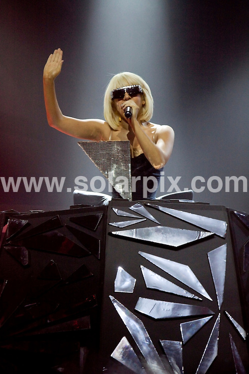 **ALL ROUND PICTURES FROM SOLARPIX.COM**.**SYNDICATION RIGHTS FOR UK, AUSTRALIA, DENMARK, PORTUGAL, S. AFRICA, SPAIN & DUBAI (U.A.E) ONLY**.Lady Gaga in Concert at Terminal 5 in New York City, NY, USA. 2 May 2009..This pic: Lady Gaga..JOB REF: 8937 PHZ    DATE: 02_05_2009.**MUST CREDIT SOLARPIX.COM OR DOUBLE FEE WILL BE CHARGED**.**ONLINE USAGE FEE GBP 50.00 PER PICTURE - NOTIFICATION OF USAGE TO PHOTO @ SOLARPIX.COM**.**CALL SOLARPIX : +34 952 811 768 or LOW RATE FROM UK 0844 617 7637**