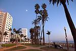 Southern California Palisades Park, Santa Monica, CA