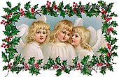 Isabella, CHRISTMAS SANTA, SNOWMAN, WEIHNACHTSMÄNNER, SCHNEEMÄNNER, PAPÁ NOEL, MUÑECOS DE NIEVE, nostalgic, paintings+++++,ITKEK6425914,#X#