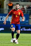 Nacho Fernandez of Spain during the friendly match between Spain and Colombia at Nueva Condomina Stadium in Murcia, jun 07, 2017. Spain. (ALTERPHOTOS/Rodrigo Jimenez)