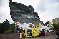 2013/06/15 Berlin | FDP-JuLis Thälmann-Denkmal