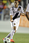 29 May 2012: Los Angeles' Bryan Jordan. The Carolina RailHawks (NASL) defeated the Los Angeles Galaxy (MLS) 2-1 at WakeMed Soccer Stadium in Cary, NC in a 2012 Lamar Hunt U.S. Open Cup third round game.
