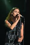 &copy;www.agencepeps.be/ F.Andrieu - Belgique -Ronqui&egrave;re - 130804 - Festival de Ronqui&egrave;re en pr&eacute;sence de Gi&eacute;dr&eacute;, Saule, Eiffel, Olivia Ruiz, Mika.<br /> Olivia Ruiz