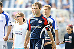 11 July 2009: New England's Steve Ralston. The New England Revolution played the Kansas City Wizards to a 0-0 tie at Gillette Stadium in Foxboro, Massachusetts in a regular season Major League Soccer game.