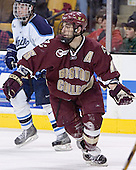 (Bret Tyler) Stephen Gionta - The Boston College Eagles defeated the University of Maine Black Bears 4-1 in the Hockey East Semi-Final at the TD Banknorth Garden on Friday, March 17, 2006.