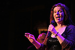 Maureen McGovern attending the Press Preview for their shows at 54 Below in New York City on December 17, 2012