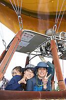 20121217 December 17 Hot Air Balloon Cairns