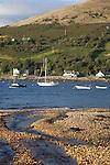 Lochranza in the Isle of Arran, Scotland