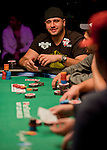 Michael Mizrachi doubles up