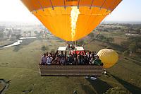 20131013 October 13 Hot Air Balloon Gold Coast