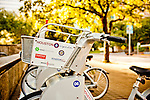 Houston B-Cycle Bike Sharing Program - Houston, Texas