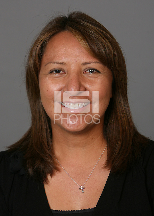 STANFORD, CA - SEPTEMBER 28:  Marcella Shorty poses for a headshot on September 28, 2009 in Stanford, California.