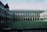 "Sir Christopher Wren: The Wren Library, Trinity College, Cambridge. Begun 1676. After ""Sansovino's Library of St. Mark in Venice"". Photo '82."