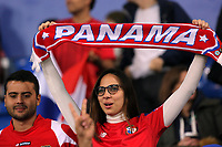 A Panama supporter during the international friendly soccer match between Wales and Panama at Cardiff City Stadium, Cardiff, Wales, UK. Tuesday 14 November 2017.