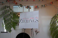 """WEST HOLLYWOOD - JUN 15: General Atmosphere at the """"At Home with the Zierings"""" Blog Launch Party at Au Fudge on June 15, 2016 in West Hollywood, California"""