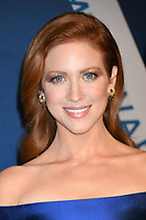08 November 2017 - Nashville, Tennessee - Brittany Snow. 51st Annual CMA Awards, Country Music's Biggest Night, held at Music City Center. <br /> CAP/ADM/LF<br /> &copy;LF/ADM/Capital Pictures