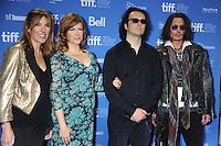 TORONTO, ON - SEPTEMBER 08: Johnny Depp arrives at 'West Of Memphis' press conference during the 2012 Toronto International Film Festival held at TIFF Bell Lightbox on September 8, 2012 in Toronto, Ontario. ©mpi01/MediaPunch Inc. /NortePhoto.com<br /> <br /> **CREDITO*OBLIGATORIO** *No*Venta*A*Terceros*<br /> *No*Sale*So*third*...