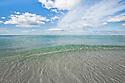 Pristine beach Tasmania