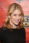 """Cassie Levy attends The Opening Night of the New Broadway Production of  """"Miss Saigon""""  at the Broadway Theatre on March 23, 2017 in New York City"""