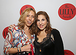 Amanda Green and Kathy Najimy attends the The Lilly Awards  at Playwrights Horizons on May 22, 2017 in New York City.