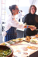 LOS ANGELES, CA, USA - MARCH 23: Nancy Silverton at the All-Star Chef Classic - Savor The Season Presented By Melissa's Produce held at L.A. Live on March 23, 2014 in Los Angeles, California, United States. (Photo by David Acosta/Celebrity Monitor)
