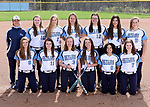 4-22-17, Skyline High School varsity softball team