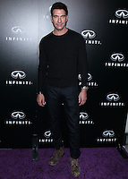 BEVERLY HILLS, CA, USA - OCTOBER 09: Actor Dylan McDermott arrives at the Infiniti Beverly Hills Grand Opening Launch Party held at Infiniti Beverly Hills on October 9, 2014 in Beverly Hills, California, United States. (Photo by Xavier Collin/Celebrity Monitor)