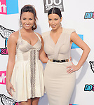 Kim Kardashian and Demi Lovato attends The 2011 Do Something Awards held at The Palladium in Hollywood, California on August 14,2011                                                                               © 2011 DVS / Hollywood Press Agency