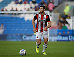 Jack O'Connell of Sheffield Utd during the Championship match at the Cardiff City Stadium, Cardiff. Picture date: August 15th 2017. Picture credit should read: Simon Bellis/Sportimage