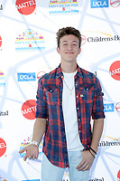 "LOS ANGELES - NOV 18:  Luke Mullen at the UCLA Childrens Hospital ""Party on the Pier"" at the Santa Monica Pier on November 18, 2018 in Santa Monica, CA"