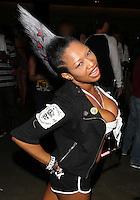 Felony Melanie at AVN Expo, <br /> Hard Rock Hotel, <br /> Las Vegas, NV, Friday January 17, 2014.