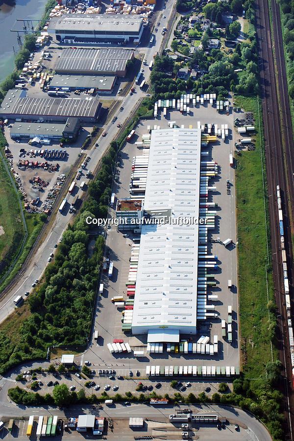 Burspeed Logistik Hamburg: EUROPA, DEUTSCHLAND, HAMBURG, (EUROPE, GERMANY), 12.06.2015: Burspeed Logistik Hamburg