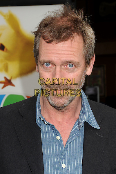 "HUGH LAURIE .""Hop"" Los Angeles Premiere held at Universal CityWalk, Universal City, California, USA, 27th March 2011..portrait headshot blue shirt beard facial hair pinstripe .CAP/ADM/BP.©Byron Purvis/AdMedia/Capital Pictures."