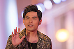 Singer Jay Chou walks the Red Carpet event at the World Celebrity Pro-Am 2016 Mission Hills China Golf Tournament on 20 October 2016, in Haikou, China. Photo by Victor Fraile / Power Sport Images