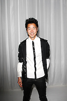 LOS ANGELES, CA - FEB 15: Aaron Yoo at the Sony PlayStationAE Unveils PS VITA Portable Entertainment System at Siren Studios on February 15, 2012 in Los Angeles, California