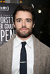 Corey Cott attends 'Best Worst Thing That Ever Could Have Happened' broadway screening at SAG-AFTRA on November 13, 2016 in New York City.